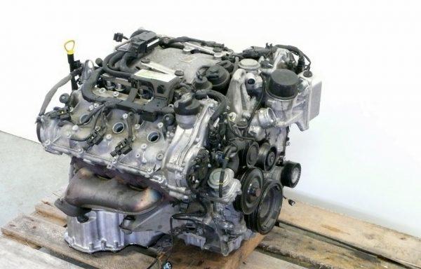 Двигатель (мотор) 3.5 V6  M272 E35 Mercedes-Benz W211