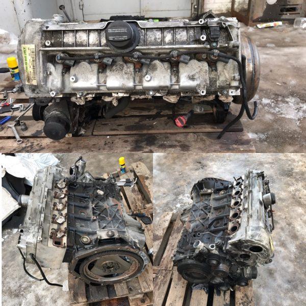 Мотор Мерседес 647.961 для Mercedes 211 W211 S211