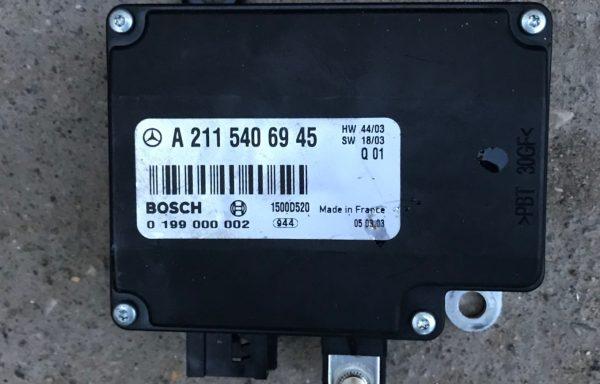 Блок управления АКБ Mercedes-Benz W211