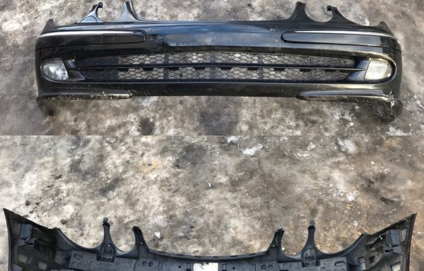 Бампер передний Avantgarde Mercedes-Benz W211 дорест