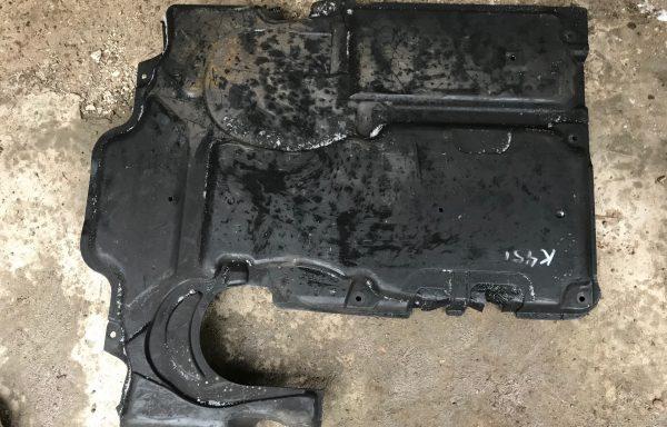 Защита АКПП (шумоизоляция) Mercedes-Benz W211