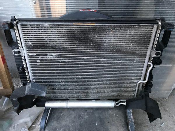 Радиатор кондиционера, конденсатор Мерседес W211 A2115001154
