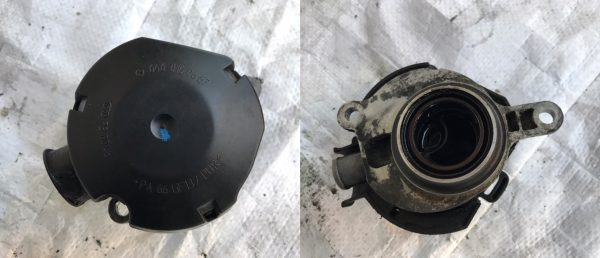 Клапан картерных газов A6460100091 Mercedes W211 сапун, масляный сепаратор