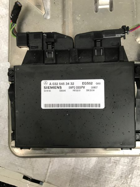 Блок управления АКПП EGS52 Mercedes W211 A0325453432