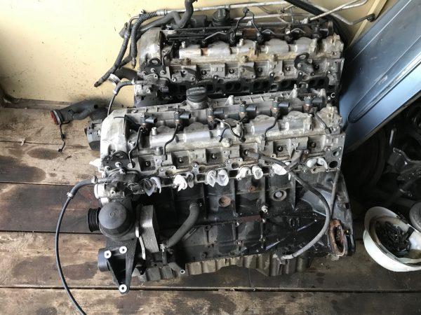 Мотор 648.961 для Mercedes W211 E320 CDI