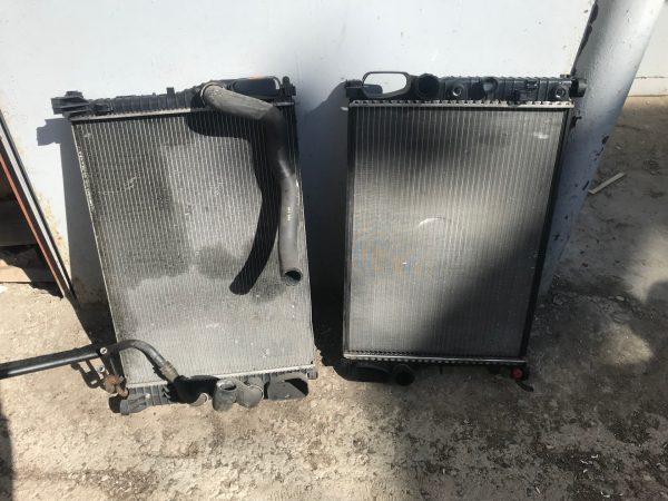 Радиатор охлаждения Mercedes W211 A2115000102, A2115000202