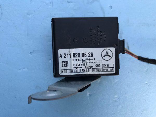 Блок сигнализации Mercedes W211 A2118209626