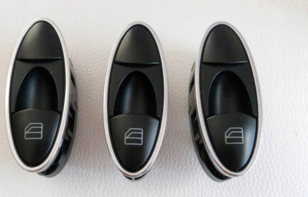 Кнопка заднего стеклоподъемника Mercedes-Benz W211
