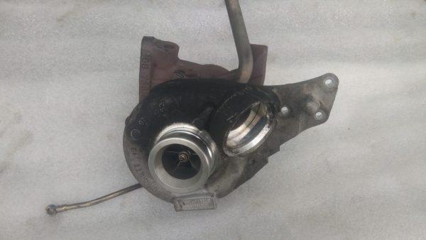 Турбина на Мерседес 646 дизельный мотор