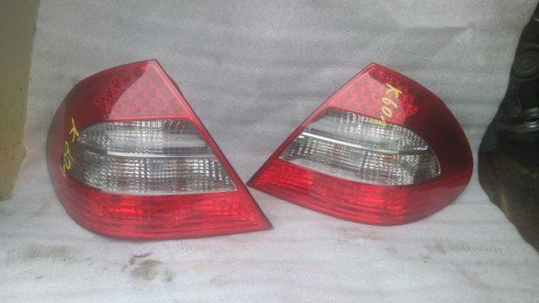 Задний фонарь левый, правый Mercedes W211 рестайлинг