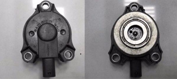 Электромагнит, клапан положения распредвала Mercedes m272, m273