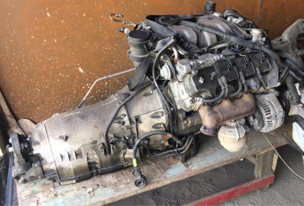 Мотор 112.913 для Mercedes W211 E240