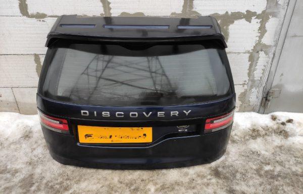 Крышка / дверь багажника Land Rover Discovery V