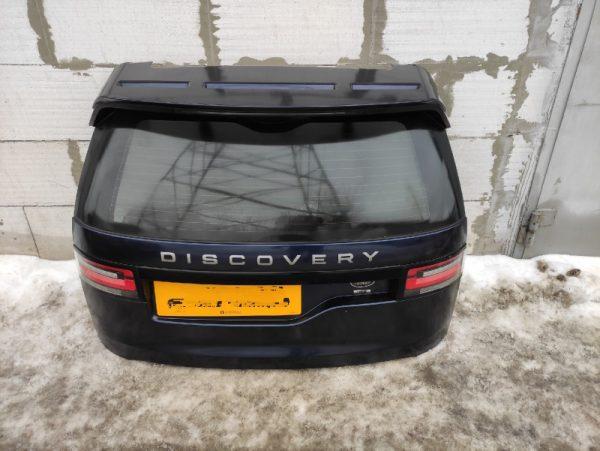 Крышка дверь багажника Ленд Ровер Дискавери 5