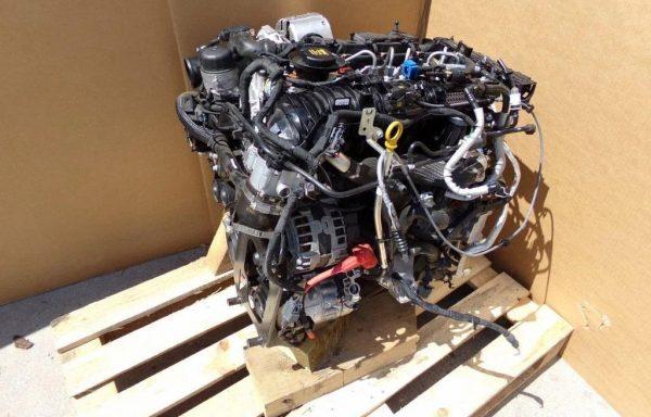 Мотор (двигатель) 204DTA Land Rover 2.0 Diesel