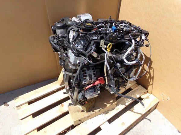 Мотор двигатель Land Rover 204DT 204DTA