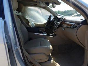 Mercedes GL 450 4MATIC 2014 775U в разборе бежевый салон