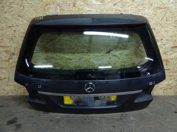 Крышка, дверь багажника Mercedes 212