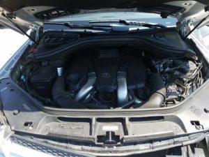 Mercedes GL 450 4MATIC 2014 775U в разборе, мотор бензиновый 278