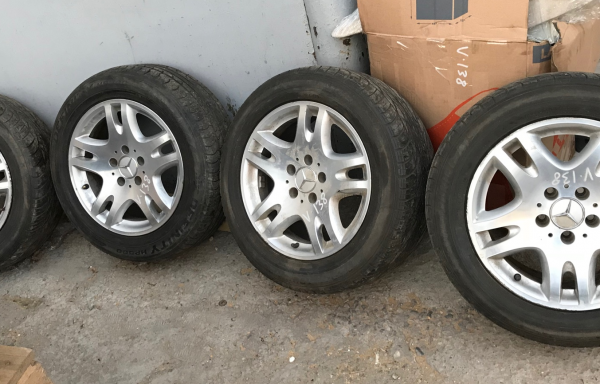 Колесные диски Ankaa Mercedes-Benz W211