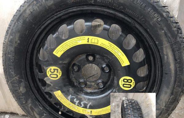 Докатка (колесо запасное) Mercedes-Benz W211