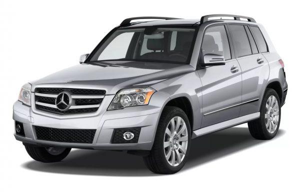 Оптика Mercedes-Benz GLK X204